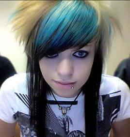 Emo Hair Style Trends