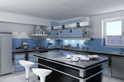 Modern Kitchen Design Pictures 8