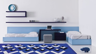 Modern Teen Room Designs 10