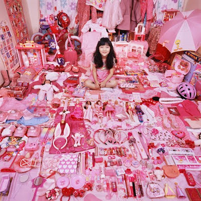 Cute Girl Pink Room - Kids Room Design 2