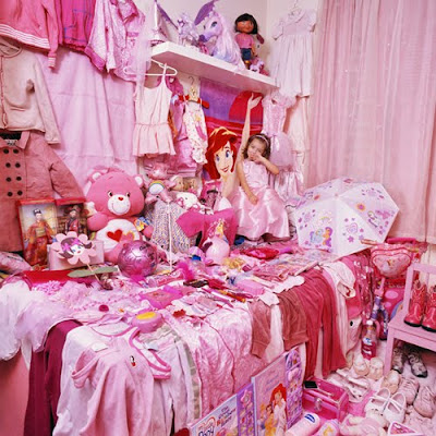 Cute Girl Pink Room - Kids Room Design 6