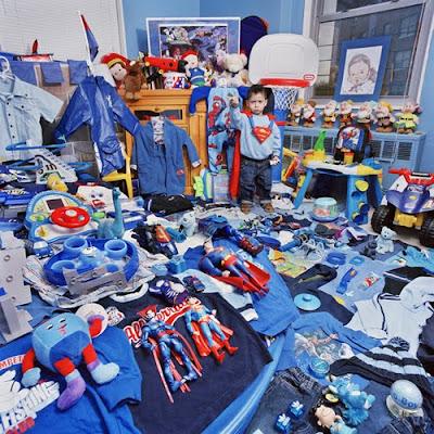 Cool Boy Blue Room - Kids Room Design 4