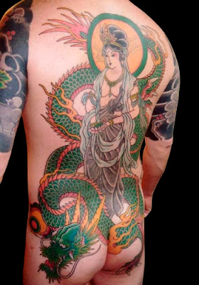 Best Japanese Tattoo Design
