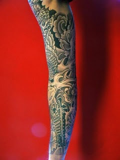 New Japanese Dragon Tattoos Sleeve