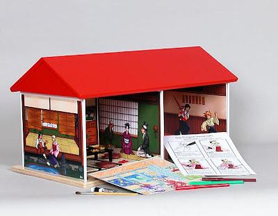 Japanese Home Interior Accessories