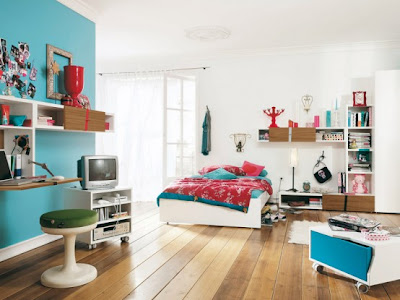 Modern Furniture for Cool Bedroom Design
