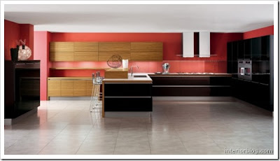 Modern Kitchen Furniture Design