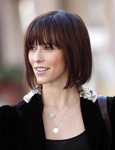 Haircuts With Bangs 2010. Short Hair Bangs Hairstyles