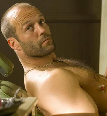 Jason Statham Simple Buzz Hairstyles