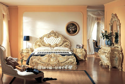 Charming and Luxury Bed Designs