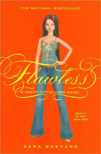 Book Cover Of Pretty Little Liars ~ Bam book reviews flawless pretty little liars series