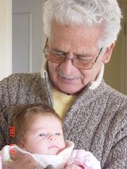 Yo y mi última nieta