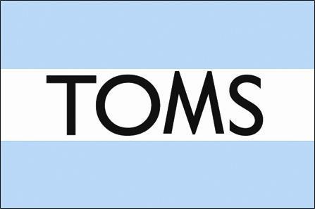 TOMS shoe company.