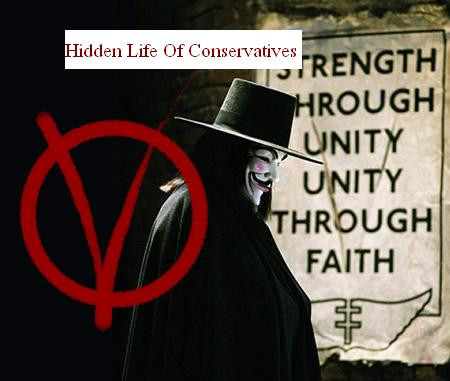 Hidden Life of Conservatives