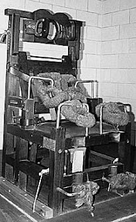 the electric chair a source of execution used by the state of florida