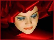 Vermelho, cor quente, com natureza extrovertida que estimula a vitalidade e a energia...