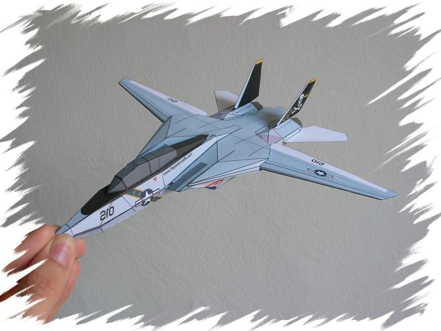 Модель самолета своими руками бумага фото