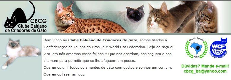 Clube Bahiano de Criadores de Gato