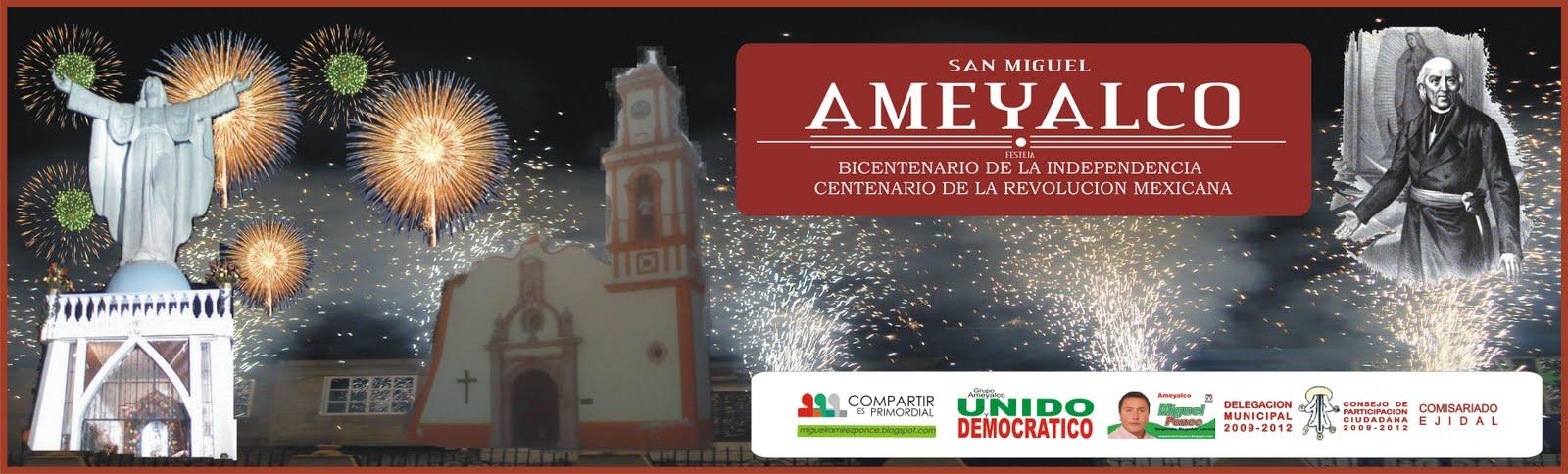 San Miguel Ameyalco