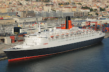QE2 in Lisbon 13-11-2008