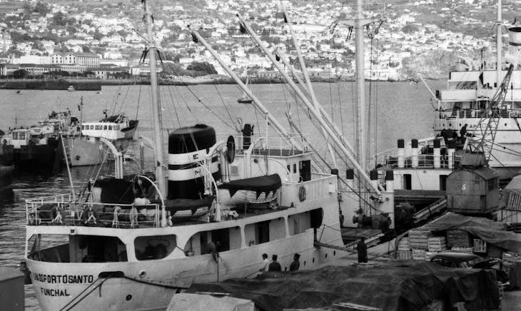 ILHA DO PORTO SANTO (I) (1966-1982) ex-FUNCHALENSE (1953-1966)
