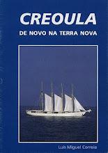 Livro CREOULA DE NOVO NA TERRA NOVA
