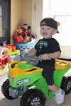 Ryder Morton, 18 months