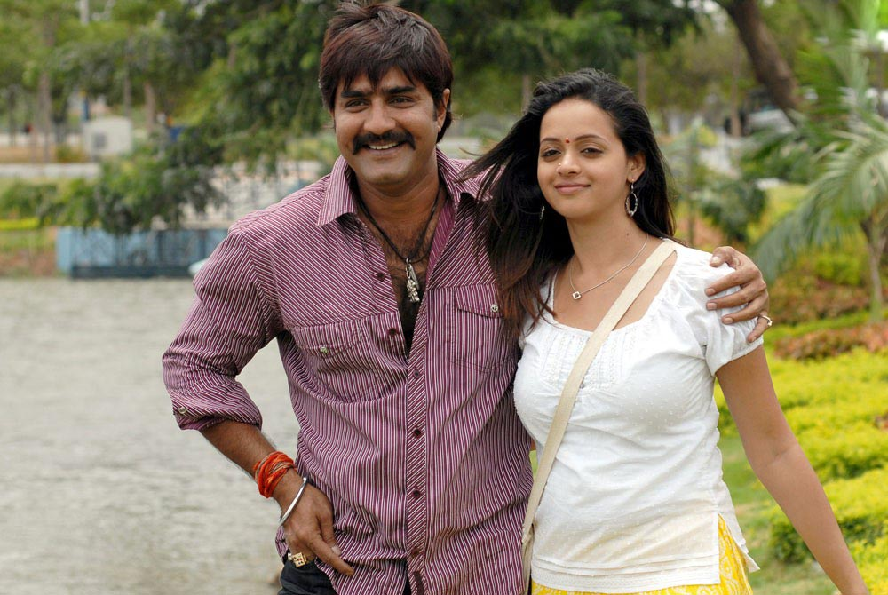 Puthiya Thalapathi Movie stills srikanth bhavana