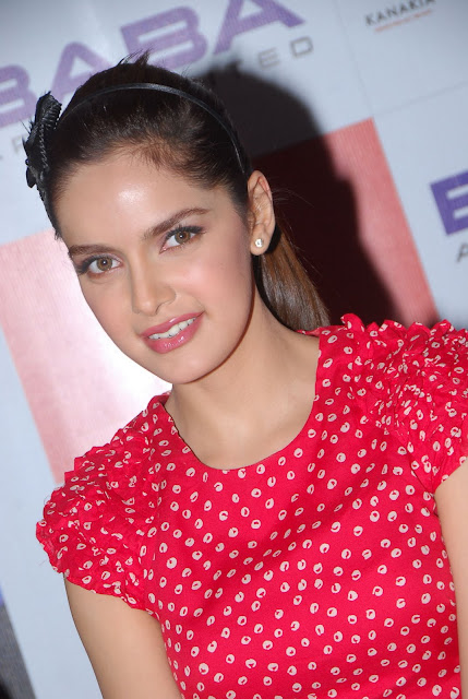 Bollywood and south Indian masala actress Shazahn Padamsee