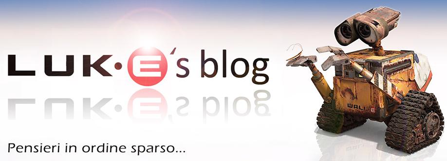 Il Blog di Luca Reina
