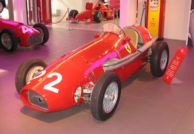 Ferrari 500 F2 de 1951, el primer Ferrari Campeón del Mundo