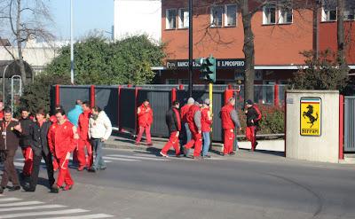 Orgoglio Ferrari