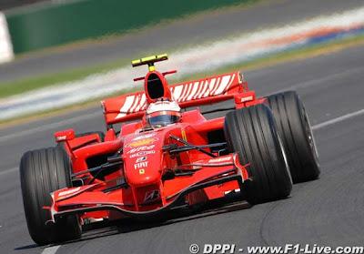 Pole, victoria y vuelta rápida para Kimi