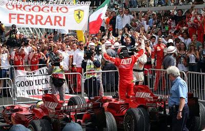 Orgullo Ferrari