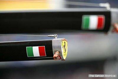 Ferrari has a problem...