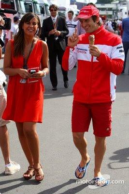 Jarno Trulli GP España