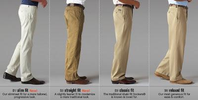 Profile of Hammer Pants