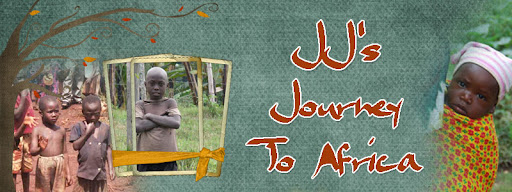 JJ's Journey to Africa
