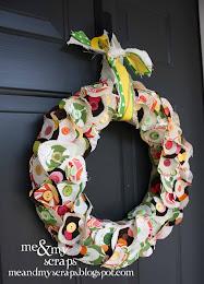 burlap wreaths