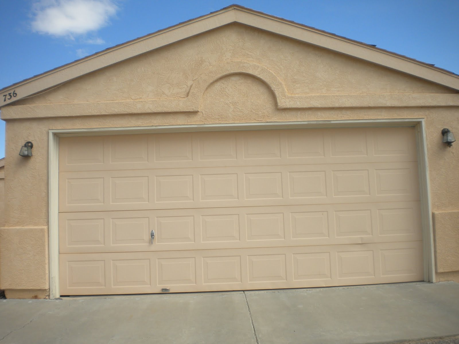 My Valuable But Small Life Outside Trim And Garage