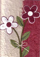 Las flores siempre son bien recibidas