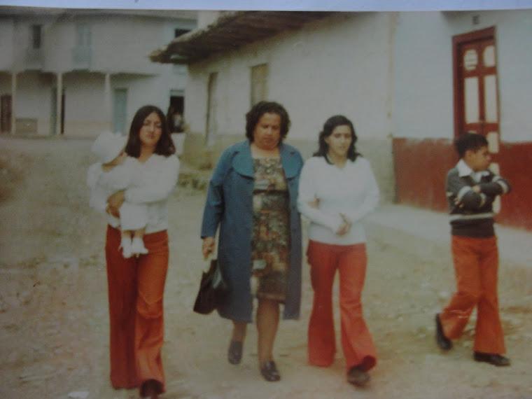 Inicio del Barrio Loja por Priscila Vargas