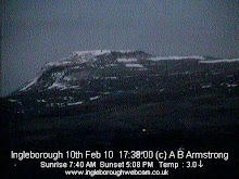 Ingleborough Webcam