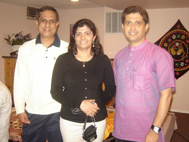 Usha Kulur & Family HAA NJ