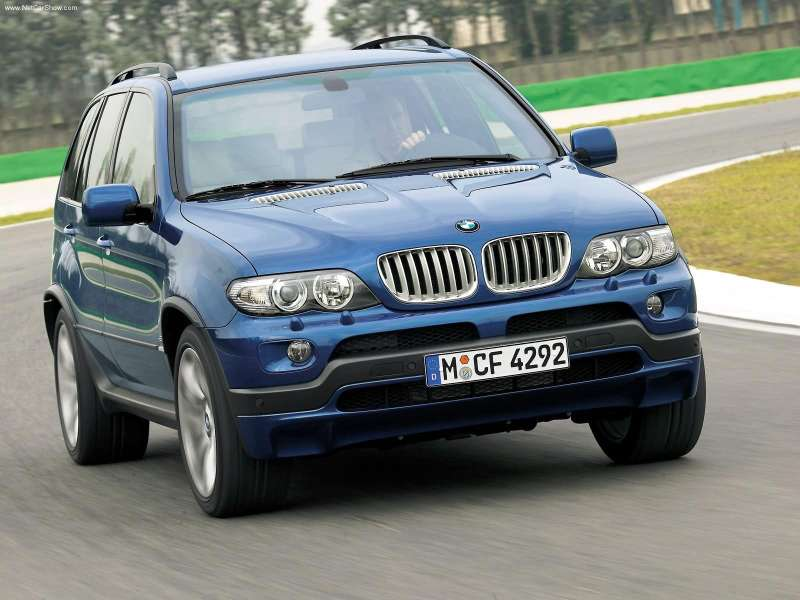 Luxury car Pictures: BMW X5 4.8is (2004) cars pictures and cars ...