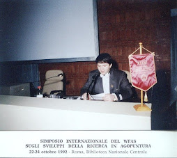 WORLD CONFERENCE IN ACUPUNCTURE AND MEDICINE ROME 1992