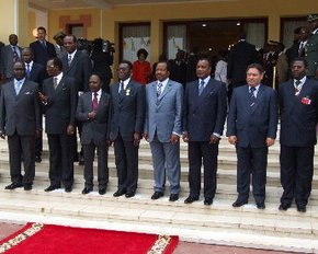 with african presidents