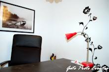 Primeira fotografia do escritório Gato Preto Eventos