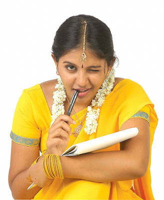 South Indian Actress Anjali