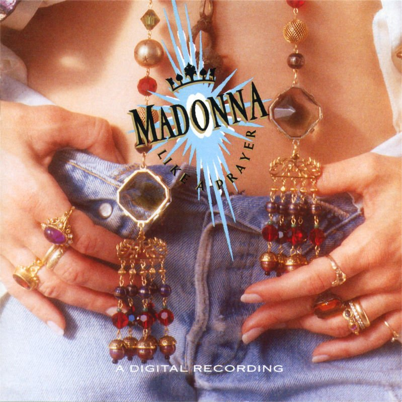 Madonna - Like a Prayer [1989] | FULL LP DOWNLOAD